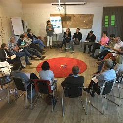bijeenkomst de eerlijke organisatie